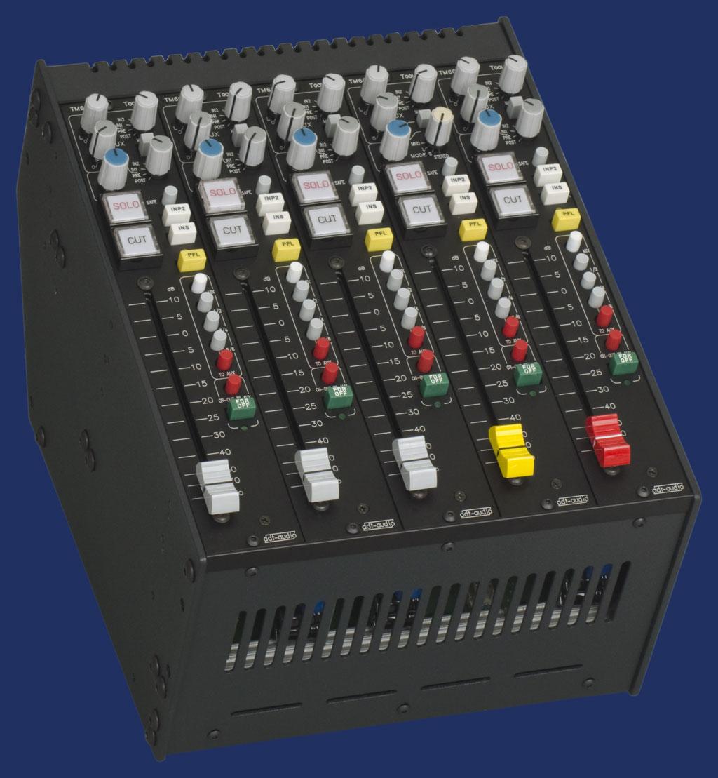 ToolMod Faderbox 5-Kanal Rahmen