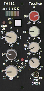 Universeller Compressor TM112