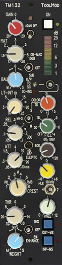 MS Mastering Compressor TM132