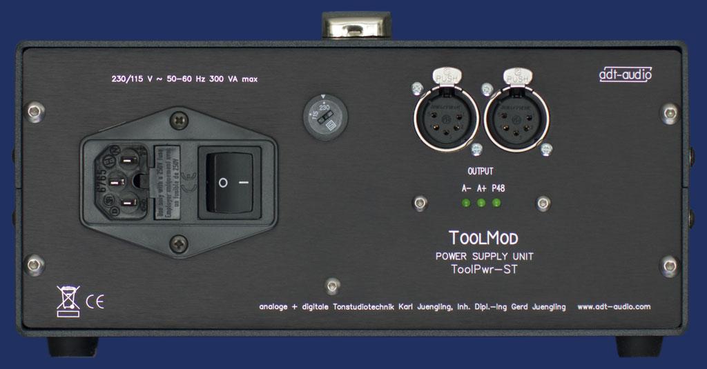 Desktop Netzgerät ToolPwr-ST