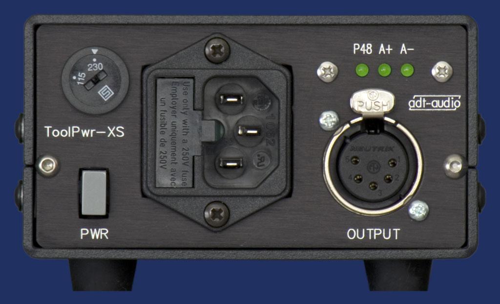 Desktop Mini Netzgerät ToolPwr-XS